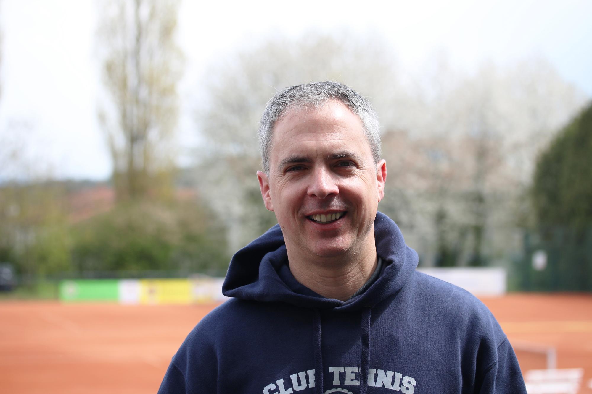 Christoph Bertram (2. Vorsitzender)