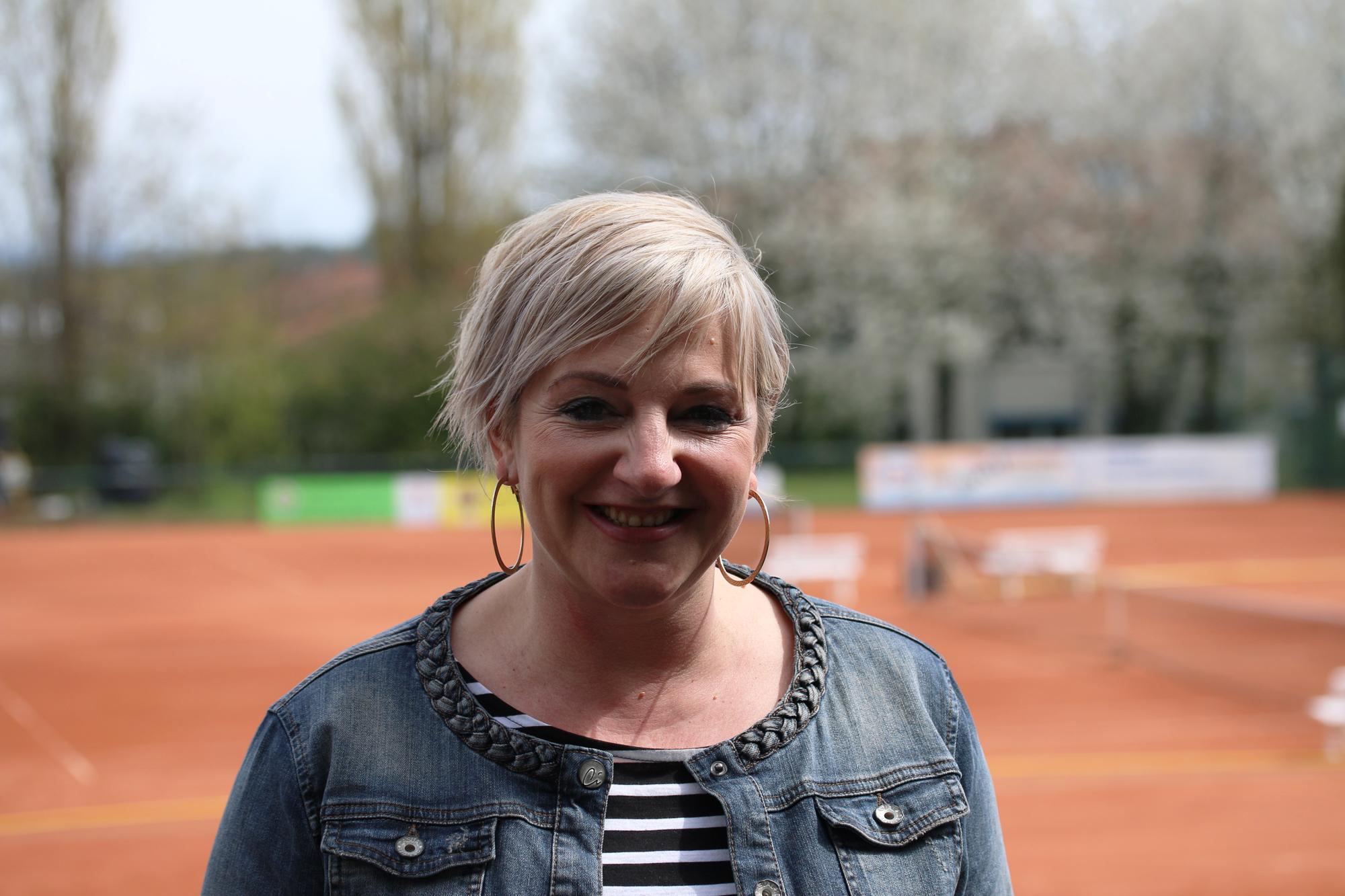 Kerstin Schwarz (Sportwart - Damen)
