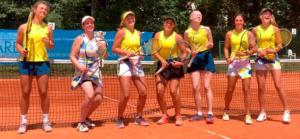 Damen, Jugend und Aktive (2)